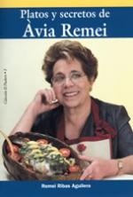 Platos y secretos de Àvia Remei