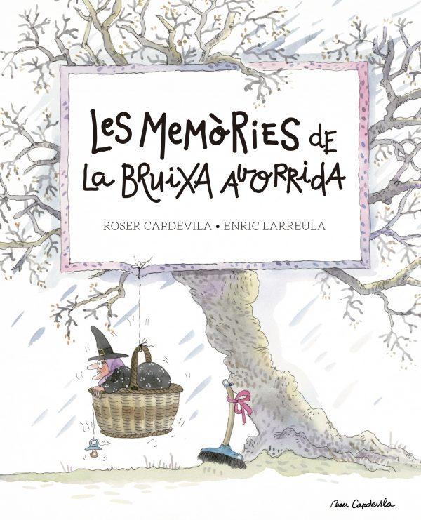 Les memòries de la Bruixa Avorrida