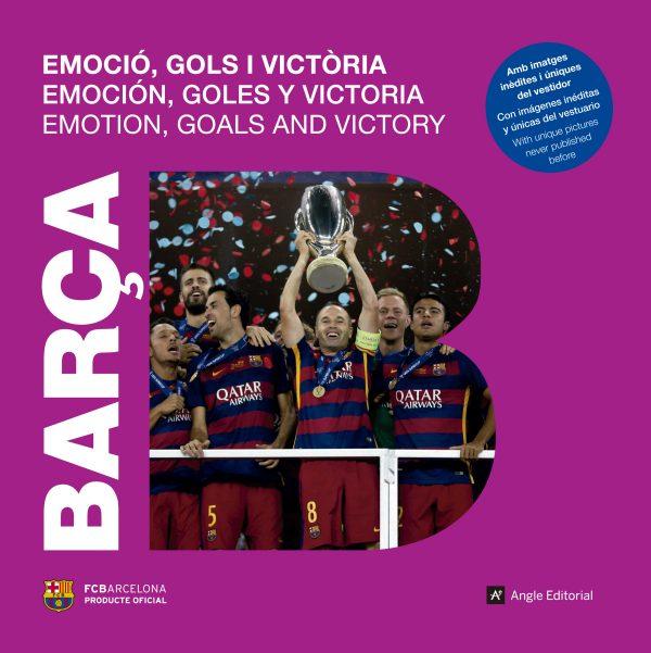 Barça. Emoció