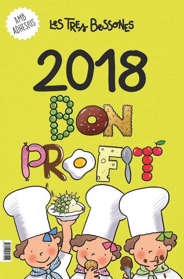 Calendari 2018 Bon profit