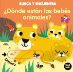 ¿Dónde están los bebés animales?