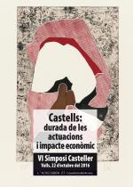 Castells: durada de les actuacions i impacte econòmic