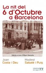 La nit del 6 d'Octubre a Barcelona