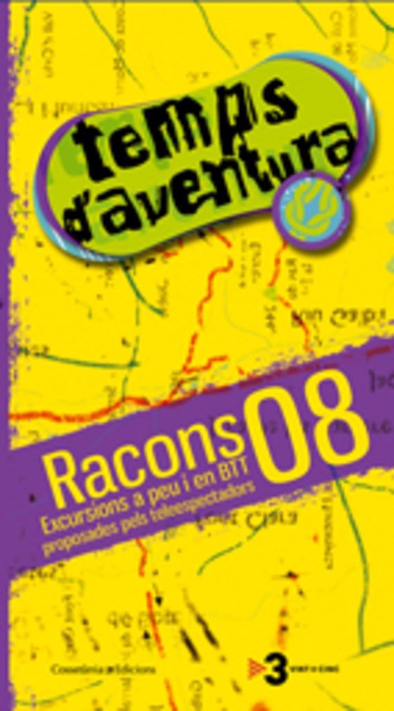 Racons 08. Temps d'aventura