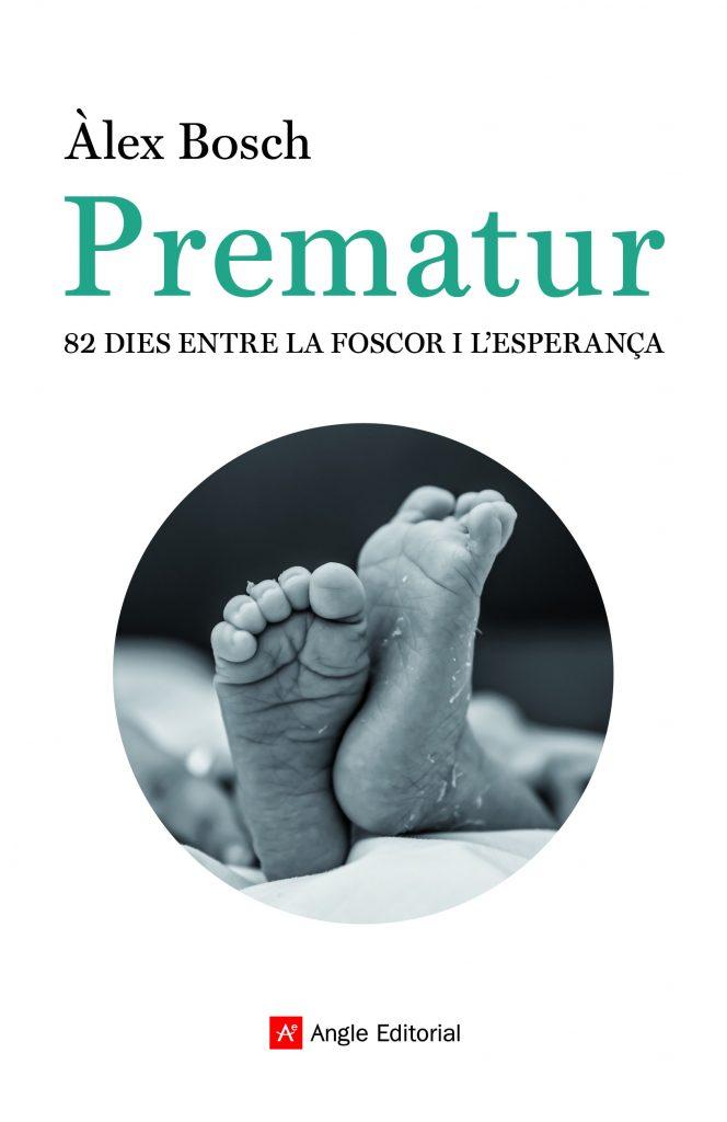 """Presentació del llibre """"Prematur"""""""