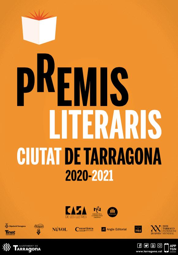 Premi Ciutat de Tarragona de novel·la Pin i Soler